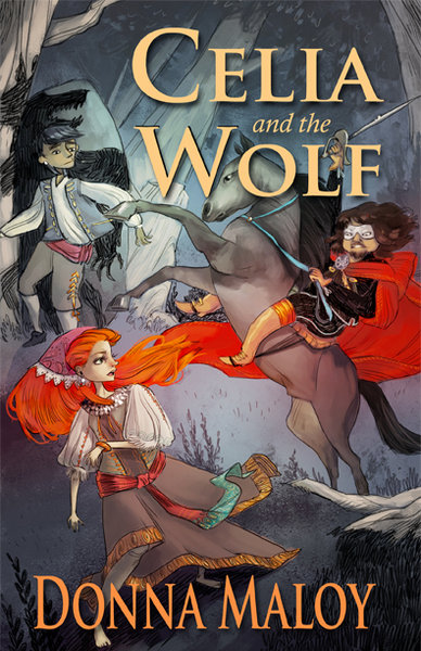 Celia and the Wolf<br/>