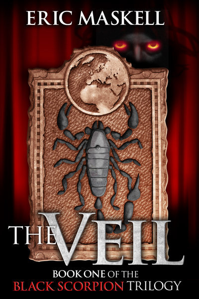 The Veil<br/>Book One of the Black Scorpion Trilogy
