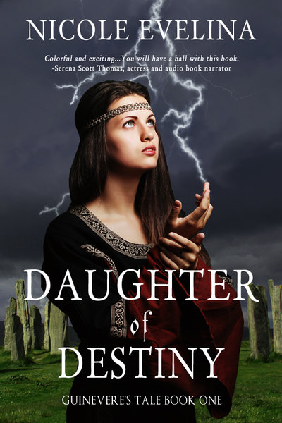 Daughter of Destiny<br/>Guinevere's Tale Book 1